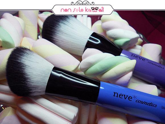 Neve Cosmetics - Glossy Artist: Lilac Powder, Blue Contour