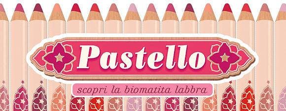Neve Cosmetics - Pastello Matite Labbra