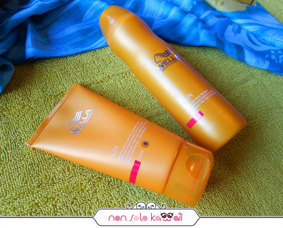 After sun haircare, Wella Professionals, Sun