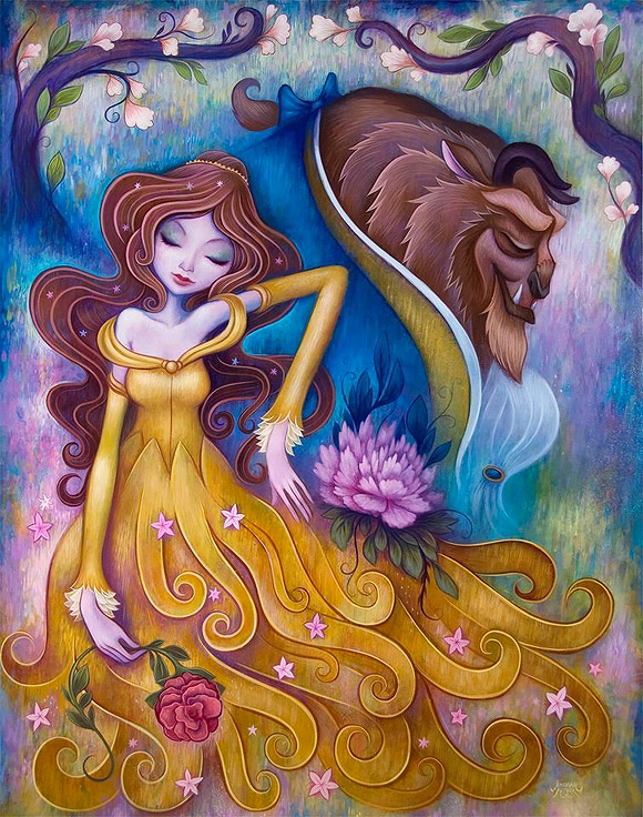 Jeremiah Ketner, Gentle Companion, La bella e la bestia, The beauty and the beast