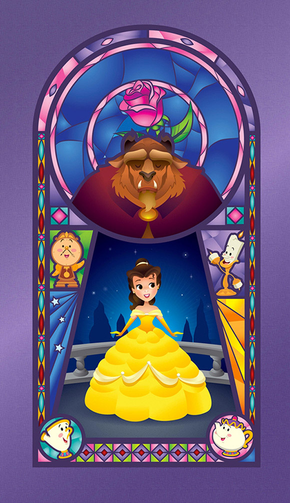 Jerrod Maruyama, Beauty and the Beast, La Bella e la Bestia