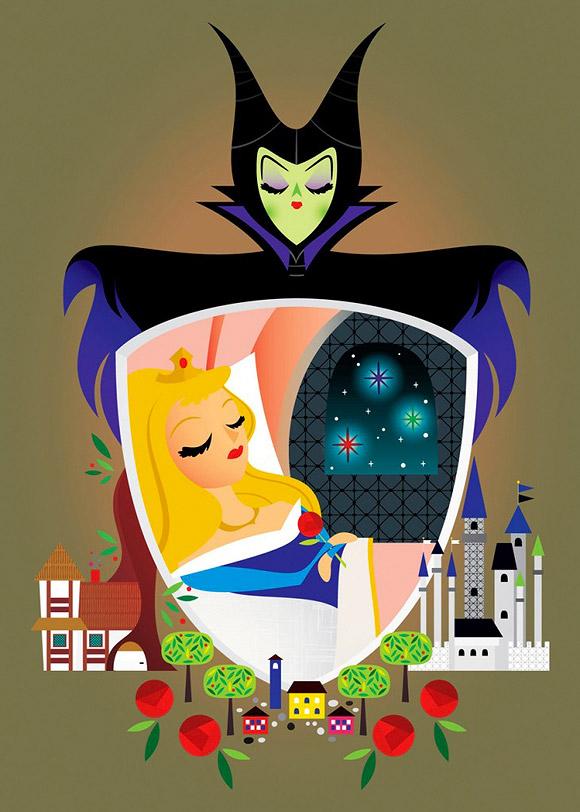 Michelle Romo, Sleeping Beauty, La Bella Addormentata, Aurora