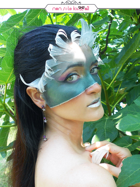 Lake Fairy - Immaginaria by Neve Cosmetics makeup collection