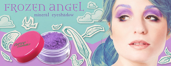Frozen Angel - Immaginaria, Neve Cosmetics