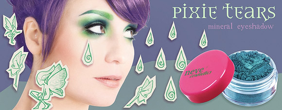 Pixie Tears - Immaginaria, Neve Cosmetics