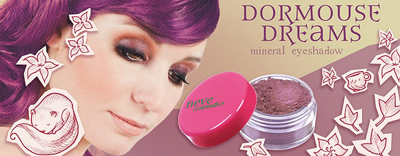 Dormouse Dreams - Immaginaria, Neve Cosmetics
