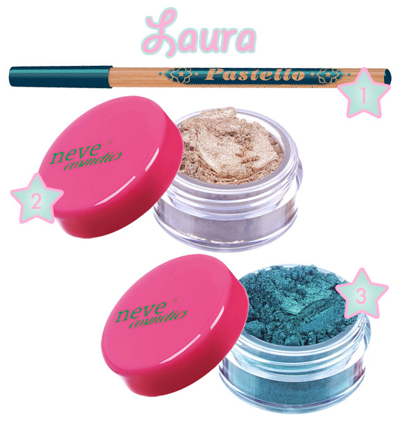 Laura's Podium - Neve Cosmetics - Immaginaria Makeup Collection