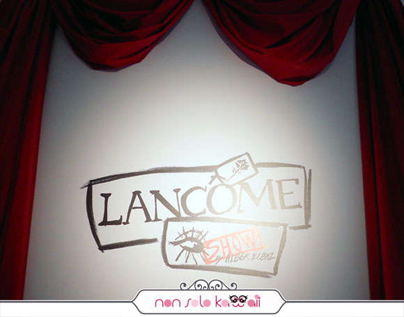 Lancôme - Hypnôse Show x Alber Elbaz