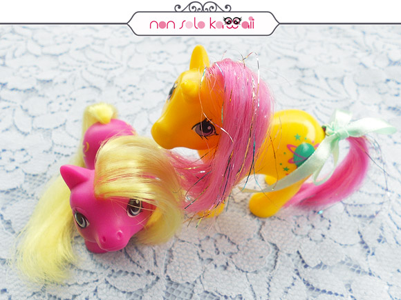 non solo Kawaii - My Little Pony, Baby Sunset & Baby Explorer
