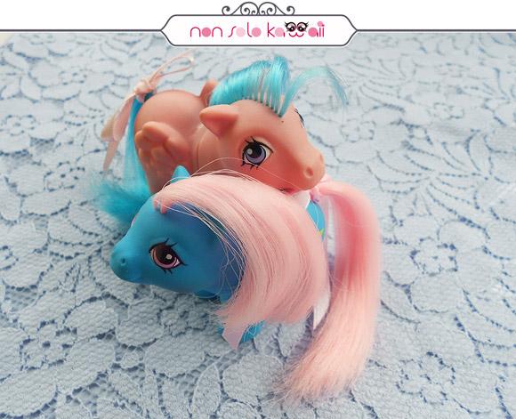 non solo Kawaii - My Little Pony, Baby Firefly & Baby Stargaze