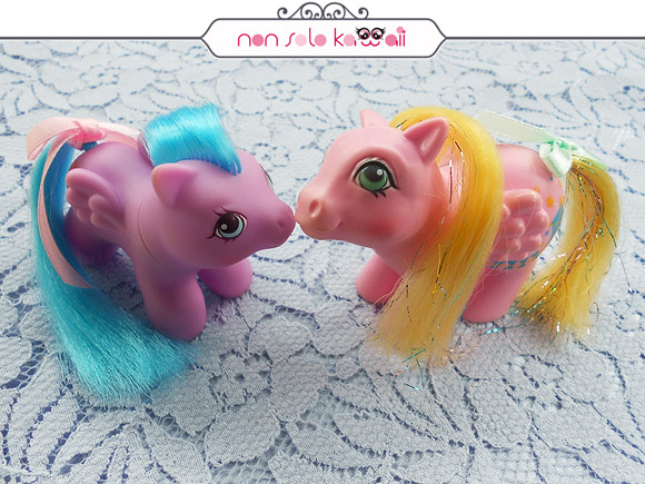 non solo Kawaii - My Little Pony, Baby Moondream & Baby Mischief