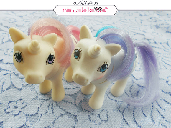 non solo Kawaii - My Little Pony, Baby Moondancer and Baby Glory