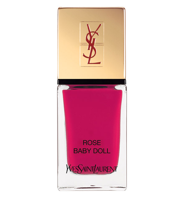 Yves Saint Laurent - La Laque Couture Rose Baby Doll
