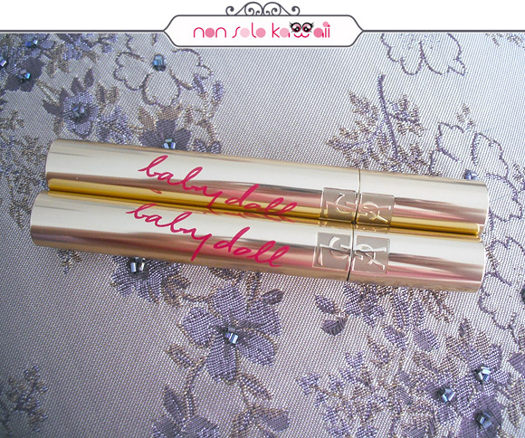 non solo Kawaii - Yves Saint Laurent - Mascara Volume Effet Faux Cils Baby Doll