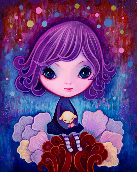 Jeremiah Ketner, Peaceful Moment - Ideal World