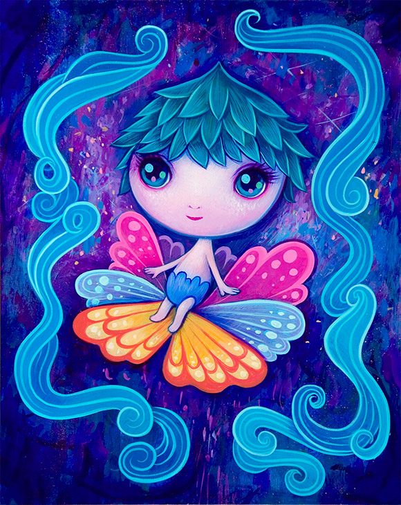 Jeremiah Ketner, Little Traveler - Ideal World