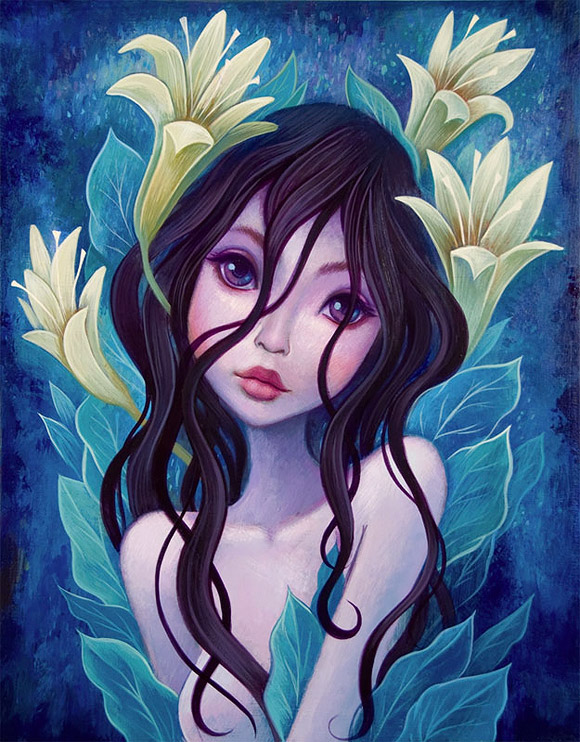 Jeremiah Ketner, Lilies - Ideal World