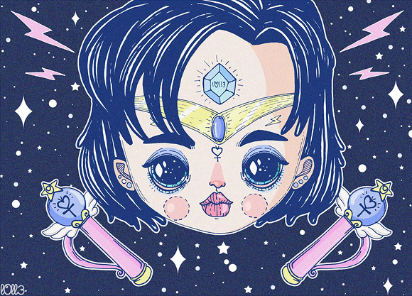 l0ll3, Sailor Mercury