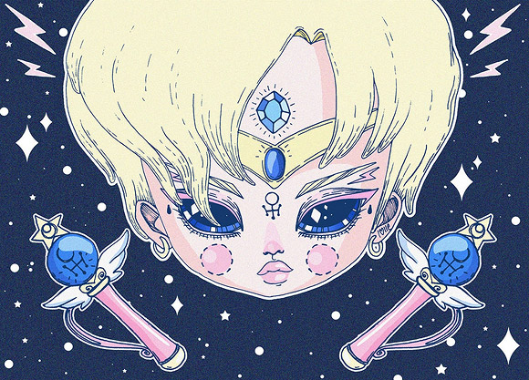 l0ll3, Sailor Uranus