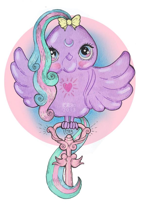 l0ll3, Fairy Tail Bird