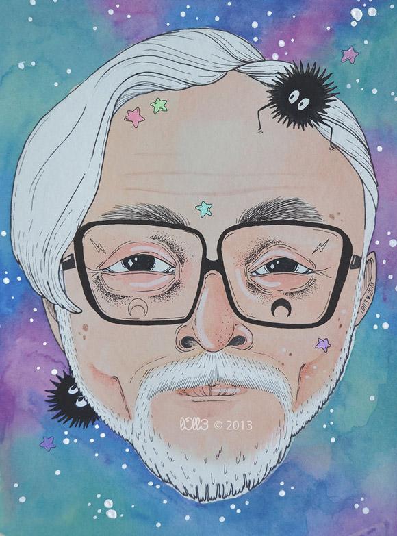 l0ll3, Hayao Miyazaki