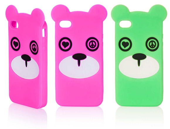 Top Shop - Peace Bear iPhone Shell