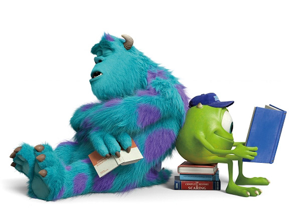 Disney Pixar - Monsters University, Michael Mike Wazowski & James P. Sullivan Sulley