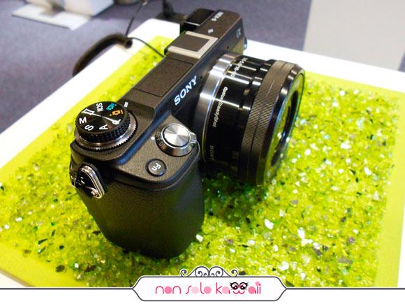 Sony NEX-6L fotocamera #onedayinsony