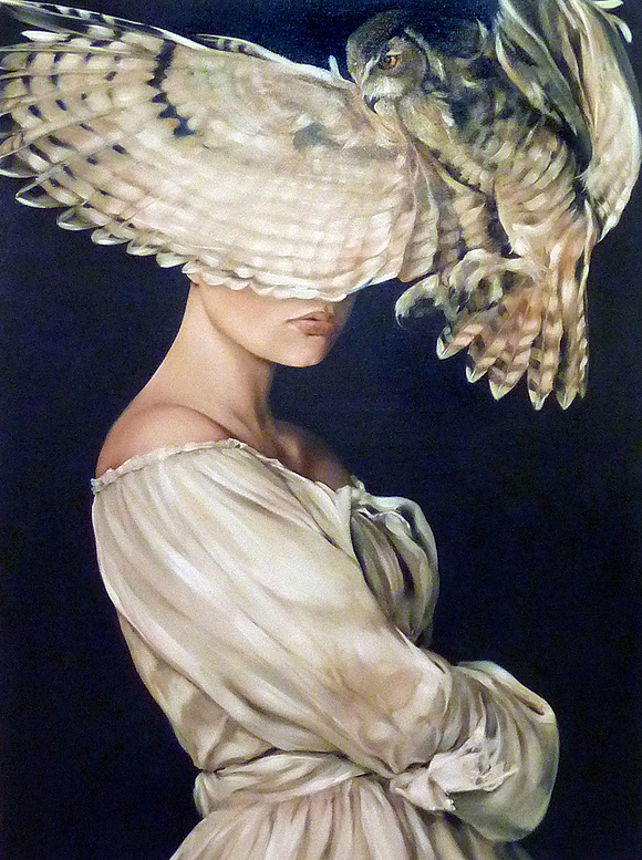 Amy Judd, Fascinating Athena