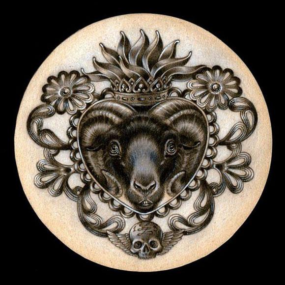 Zoe Lacchei, Evil Goat Heart