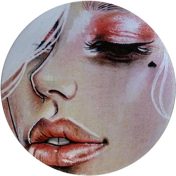 MJ Lindo, Through Rose Colored Lenses