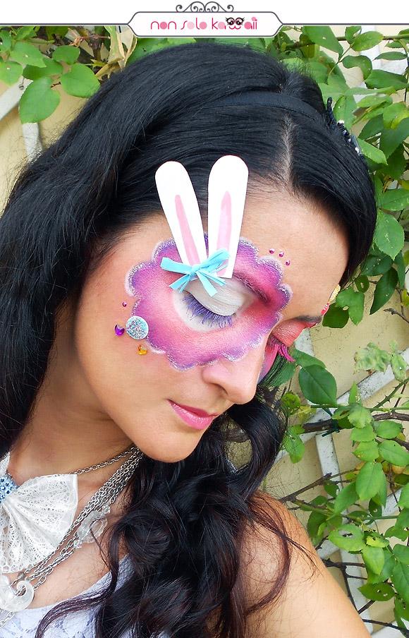 Kawaii Overdose, Pigmenti e Mascara Fluo Pupa