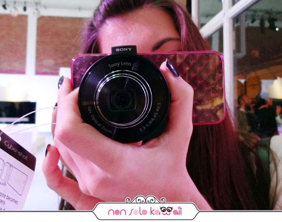 Lens style Camera | Cyber-shot™ DSC-QX10 | Sony
