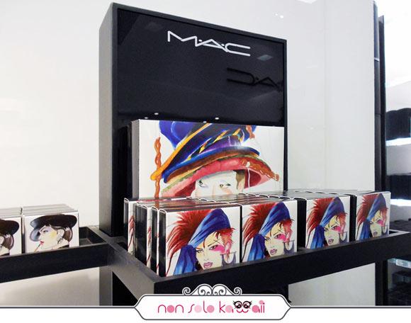 MAC Cosmetics Antonio Lopez, VFNO Milano 2013