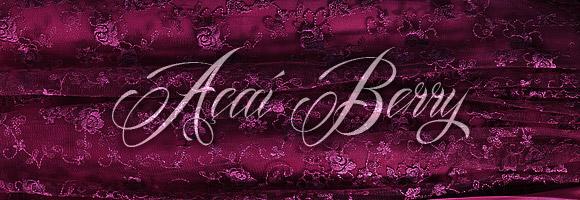 non solo Kawaii - Fall / Winter 2013-14 Beauty Color Trends, Açaí Berry