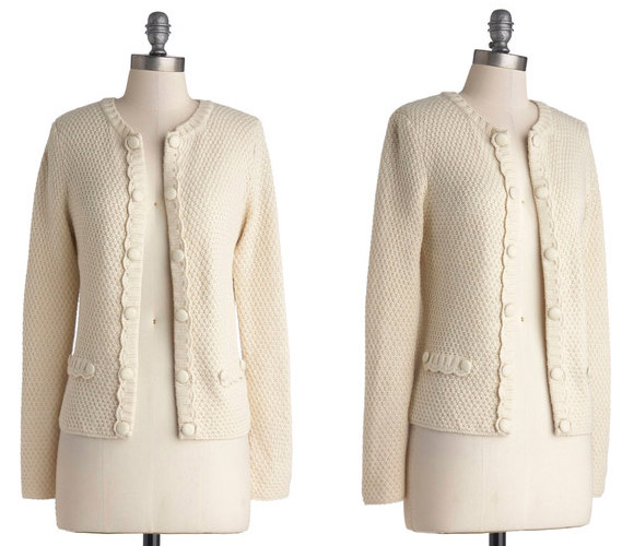 ModCloth - Morning Chai Cardigan