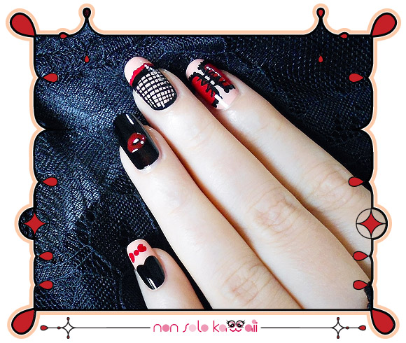non solo Kawaii | Halloween Nail Art
