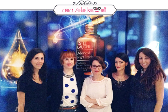Estée Lauder, Advanced Night Repair and Augmented Reality Event