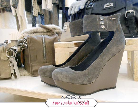 scarpe GAS FW 13/14 collection, collezione invernale
