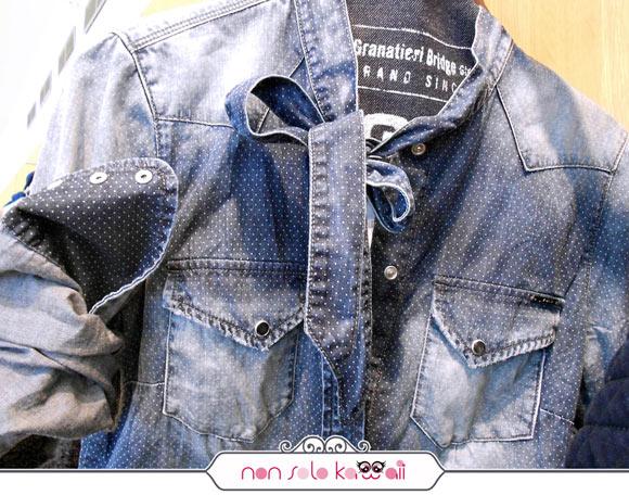 camicia di Jeans GAS FW 13/14 collection, collezione invernale