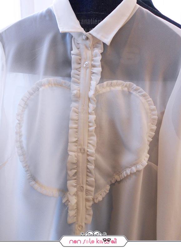 camicia con cuore GAS FW 13/14 collection, collezione invernale