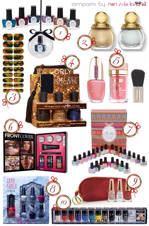 non solo Kawaii - Kawaii Beauty Christmas, Nails