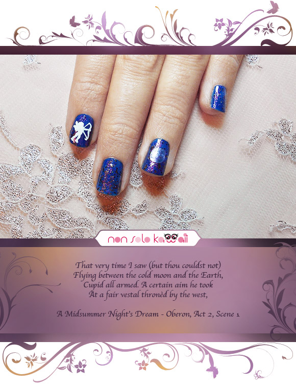 non solo Kawaii - Flying Between the Cold Moon, A Midsummer Night's Dream, Orly Surreal