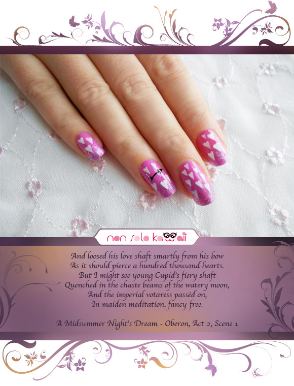 non solo Kawaii - Piercing a Hundred Thousand Hearts, A Midsummer Night's Dream, Orly Surreal