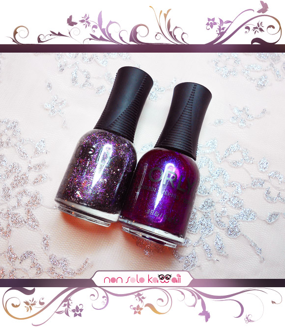 non solo Kawaii - Orly Surreal, Digital Glitter, Purple Poodle