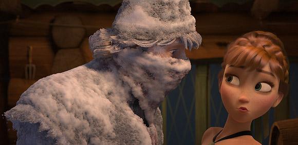 Frozen, Walt Disney Animation Studios - Anna & Kristoff