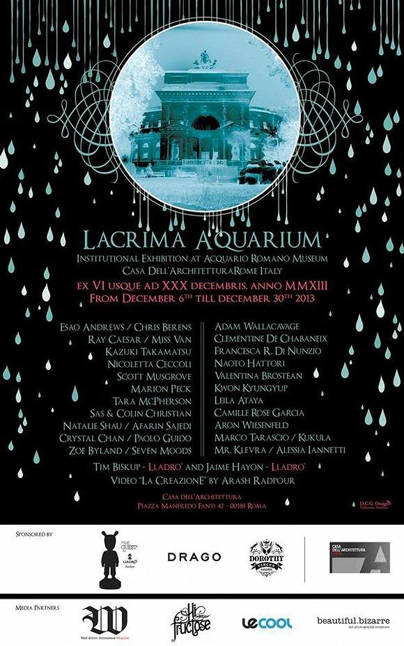 Lacrima Aquarium Show