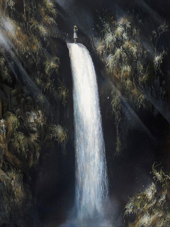 Esao Andrews, Deluge - Lacrima Aquarium Show