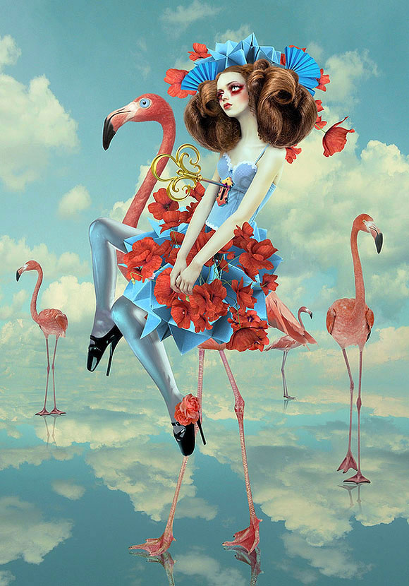 Natalie Shau, The Ride - Lacrima Aquarium Show - Lacrima Aquarium Show