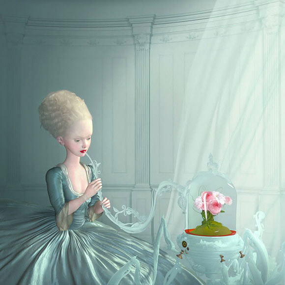 Ray Caesar, Aria - The Trouble with Angels, Dorothy Circus Gallery